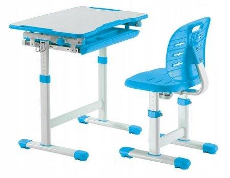 Biurkosa Biurko i krzesełko dziecięce BLUE 11976320