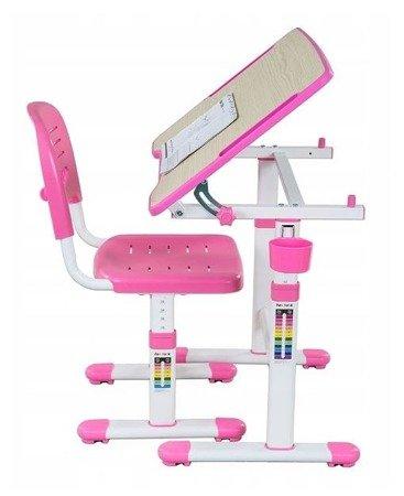 Biurkosa Biurko + krzesełko dla dziecka Pink 11976333