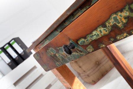 DOSTAWA GRATIS! 11260712 Biurko Jakarta 120cm (kolor: wielobarwny)