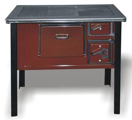 DOSTAWA GRATIS! 22774566 Kuchnia, angielka 6,5kW TK2-610 zwykła bez termometru, bez płaszcza wodnego - spełnia anty-smogowy EkoProjekt