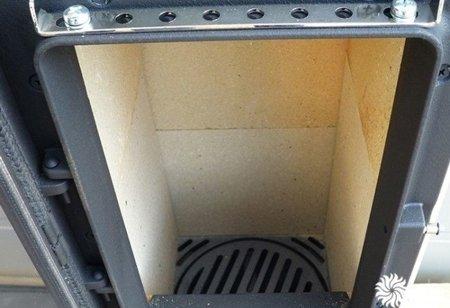 DOSTAWA GRATIS! 88869079 Piec wolnostojący Thorma 2,5-7,5kW Bozen na drewno i węgiel (kolor: beżowy, spaliny: tył) - spełnia anty-smogowy EkoProjekt
