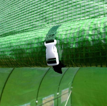 Folis Tunel ogrodowy foliowy szklarnia 6x3m folia 18m2 16176492