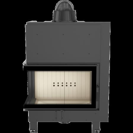 KONS Wkład kominkowy 15kW MBO BS (lewa boczna szyba bez szprosa) - spełnia anty-smogowy EkoProjekt 30046765