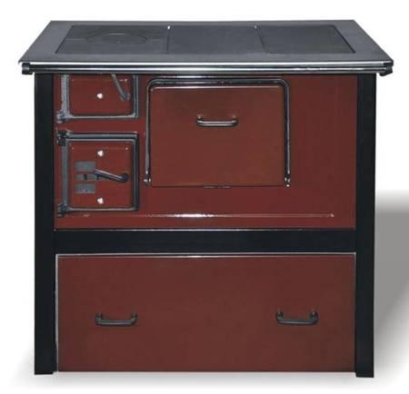 Kuchnia, angielka 6,5kW TK2-610 zabudowana bez termometru, bez płaszcza wodnego - spełnia anty-smogowy EkoProjekt 22774572