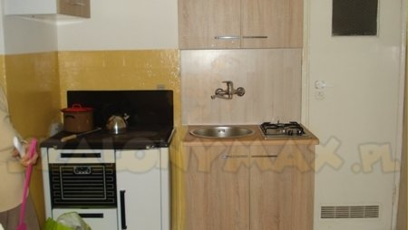Kuchnia, angielka 9,2kW KATARZYNA, Jawor z wężownicą + druga wężownica gratis + ruszt (kolor: biały) 25977375