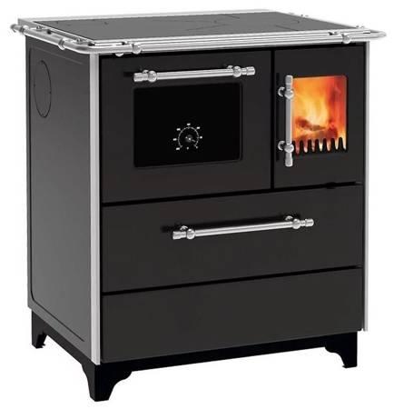 Kuchnia wolnostojąca, angielka na drewno, węgiel 5kW, bez płaszcza wodnego (kolor: czarny) 27776229