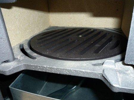 POMA Piec wolnostojący Thorma 2,5-7,5kW Kerpen na drewno i węgiel (wylot spalin: tył) - spełnia anty-smogowy EkoProjekt 88869077