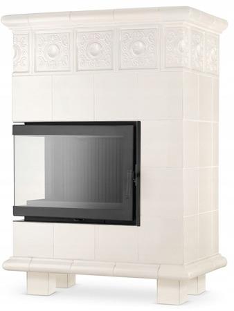 Piec wolnostojący 13kW (kolor: biały) - spełnia anty-smogowy EkoProjekt 99672765