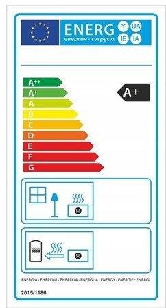 Piec wolnostojący 8kW (kolor: beżowy) - spełnia anty-smogowy EkoProjekt 99672981