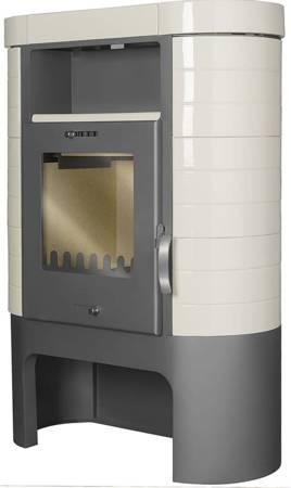 TOPGAR Piec kaflowy 7,2kW krem (średnica wylotu spalin: 150 mm) - spełnia anty-smogowy EkoProjekt 19877508