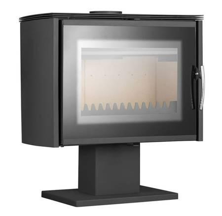 TOPGAR Piec stalowy 8kW (średnica wylotu spalin: 150 mm) - spełnia anty-smogowy EkoProjekt 19877493
