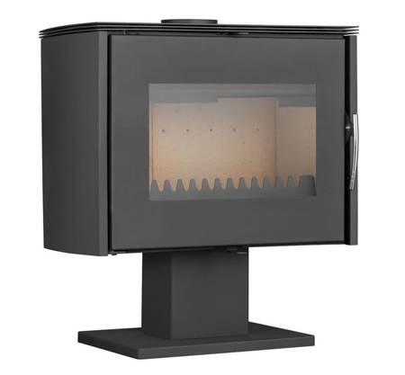 TOPGAR Piec stalowy 8kW (średnica wylotu spalin: 150 mm) - spełnia anty-smogowy EkoProjekt 19877494